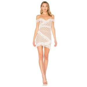 COPY - Majorelle White Mini Dress